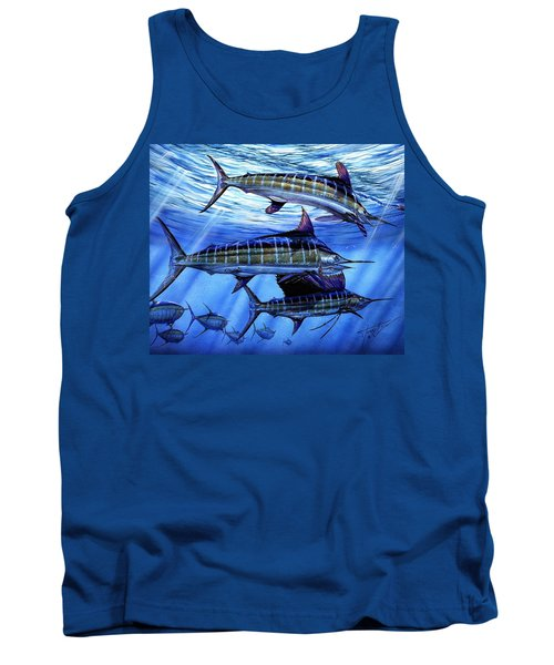 Grand Slam Lure And Tuna Tank Top