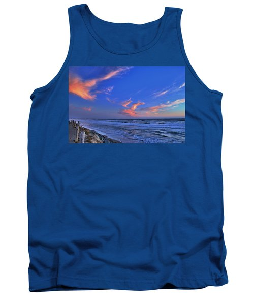 Great Highway Sunset Tank Top