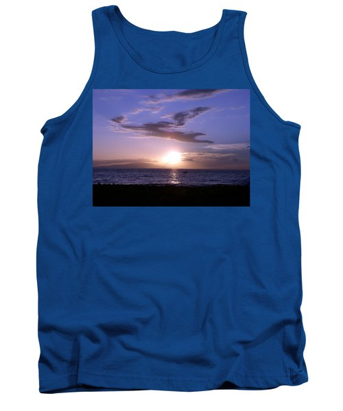 Greyhound In The Sky Tank Top
