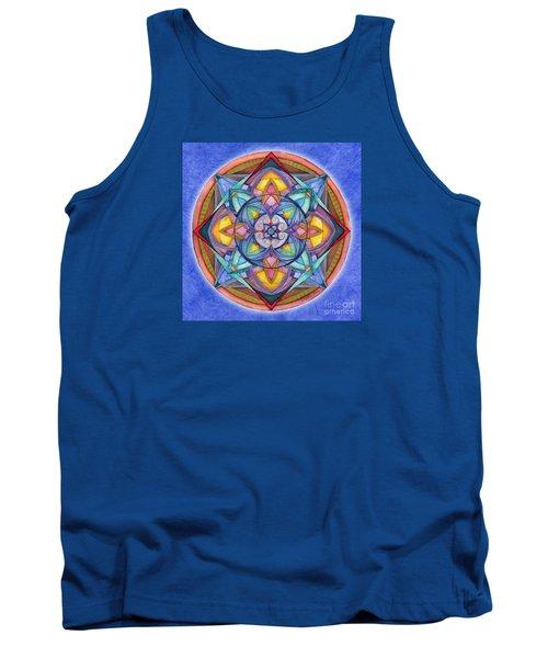 Harmony Mandala Tank Top