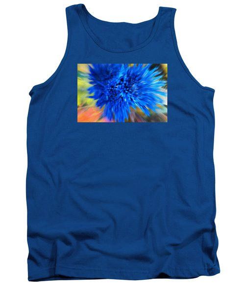 Tank Top featuring the photograph Healing Of A Flower by Sherri  Of Palm Springs