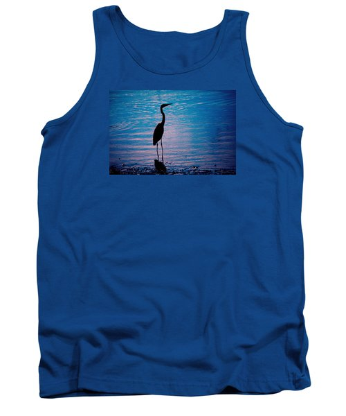 Herons Moment Tank Top
