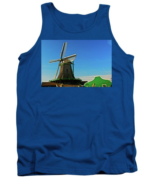 Tank Top featuring the photograph Het Jonge Schaap by Jonah  Anderson