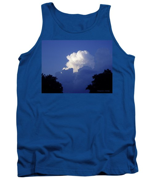 High Towering Clouds Tank Top by Verana Stark