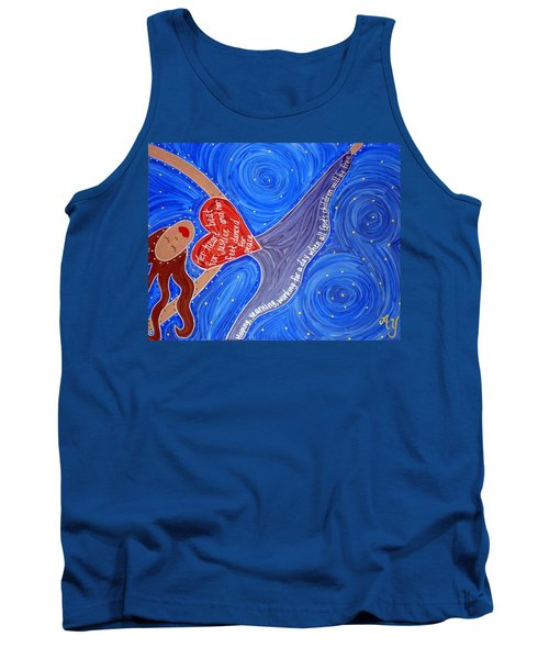 Holy Woman Icon Tank Top