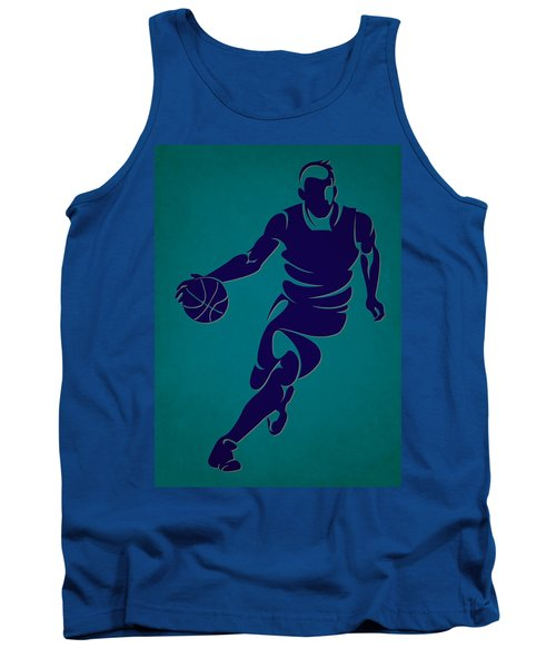 Hornets Basketball Player3 Tank Top