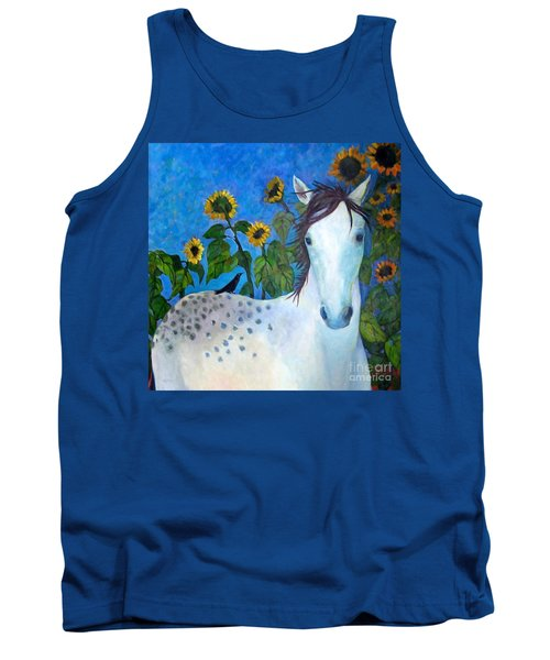 Horse And Friend Tank Top