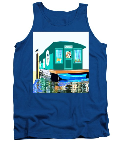 Houseboat Tank Top