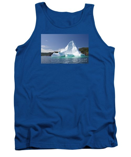 Iceberg Newfoundland Canada Tank Top