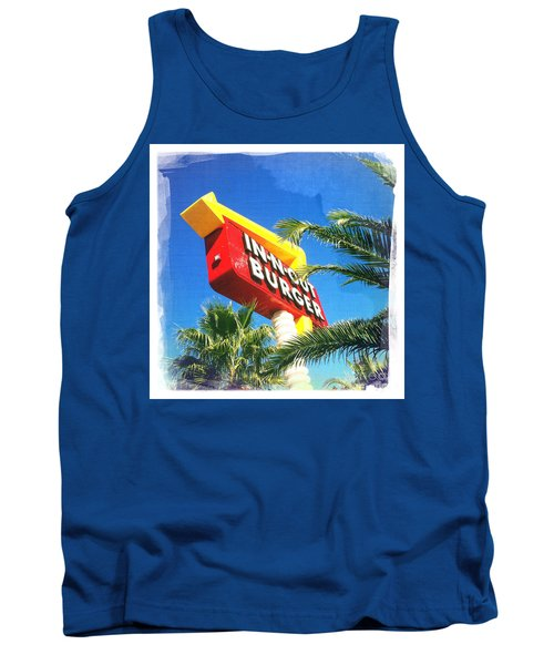 In-n-out Burger Tank Top