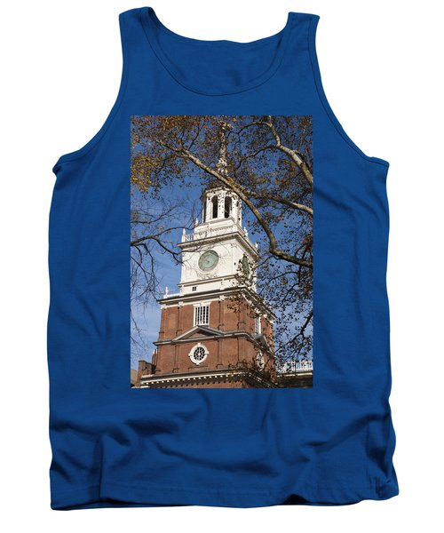 Independence Hall Tank Top