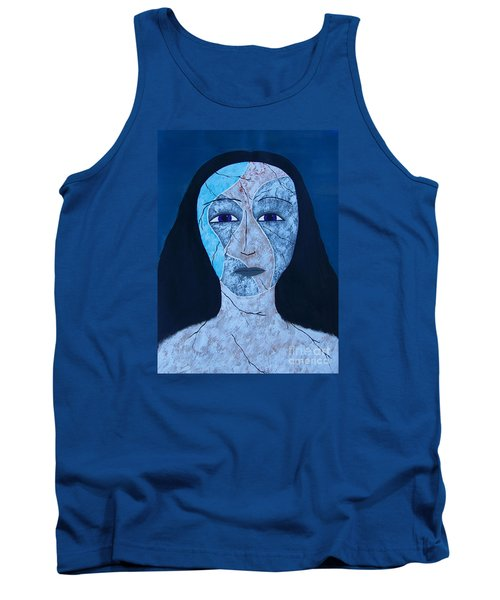 Inside This Shell Tank Top