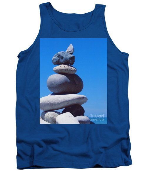 Inukshuk 1 By Jammer Tank Top by First Star Art