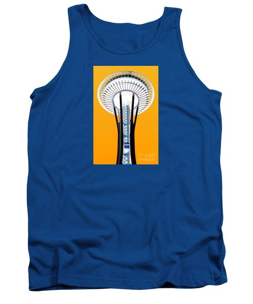 Tank Top featuring the photograph Inverted Needle by Chris Anderson