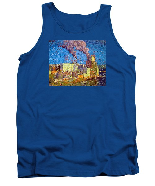 Irving Pulp Mill Tank Top