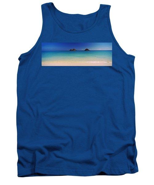 Islands In The Pacific Ocean, Lanikai Tank Top