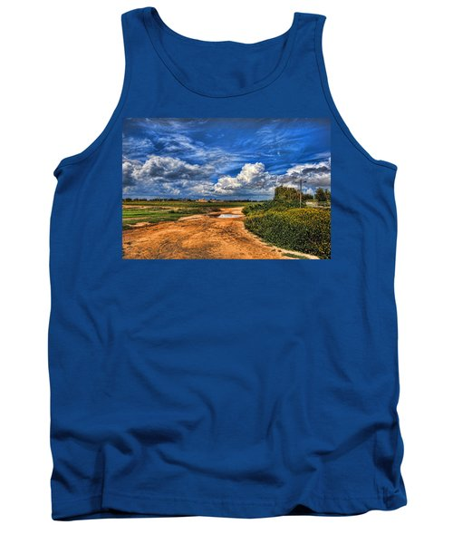 Israel End Of  Spring Season  Tank Top