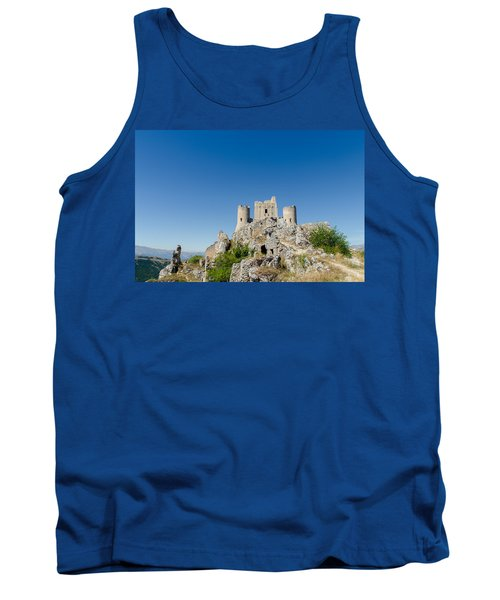 Italian Landscapes - Forgotten Ages Tank Top