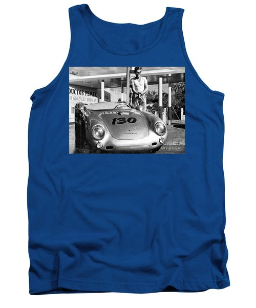 Last Picture Taken Of James Dean Tank Top