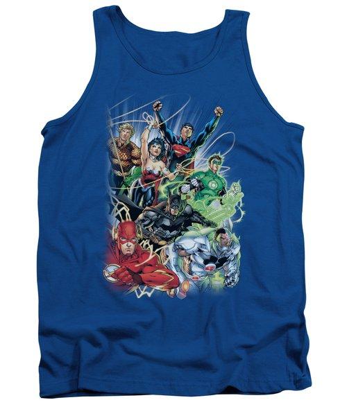 Jla - Justice League #1 Tank Top