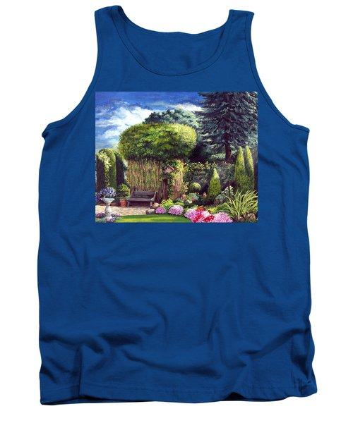 Joy's Garden Tank Top
