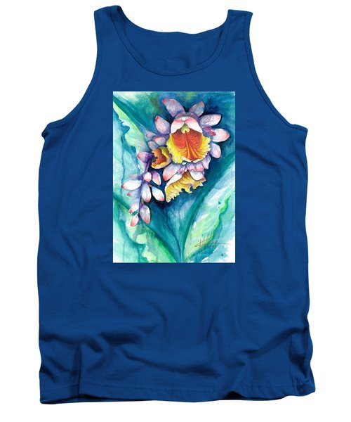 Key West Ginger Tank Top by Ashley Kujan