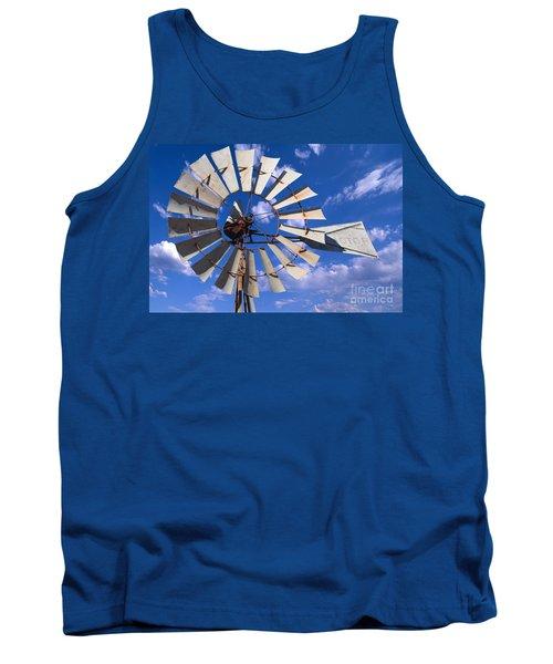 Large Windmill Tank Top