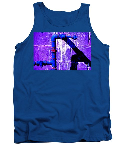 Tank Top featuring the photograph Leaky Faucet IIi by Christiane Hellner-OBrien