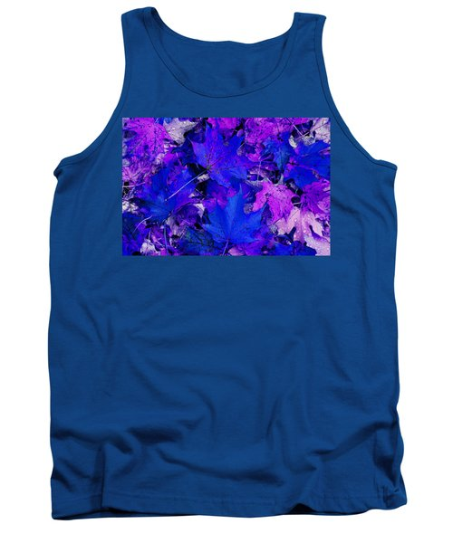 Tank Top featuring the photograph Leaves by Aimee L Maher Photography and Art Visit ALMGallerydotcom