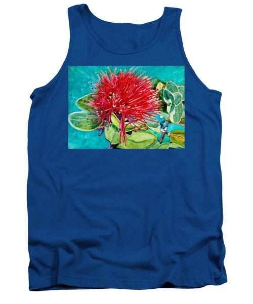 Lehua Blossom Tank Top