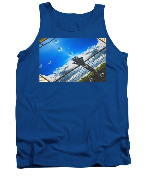 Letting Go Tank Top