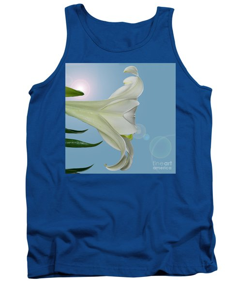 Lily Light Tank Top