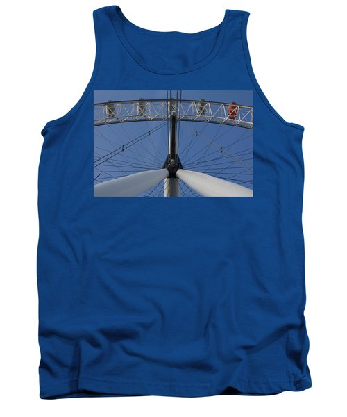 London Eye Tank Top