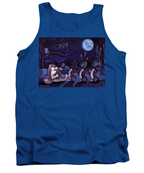 Los Cantantes Or The Singers Tank Top