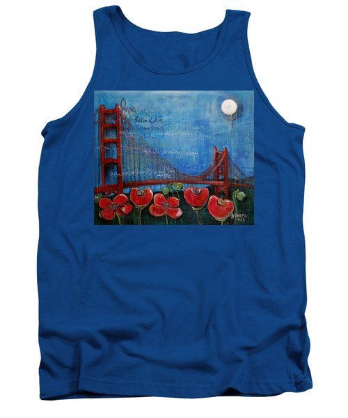 Love For San Francisco Tank Top