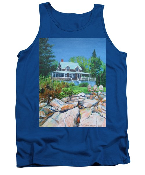 Maine Cottage Tank Top