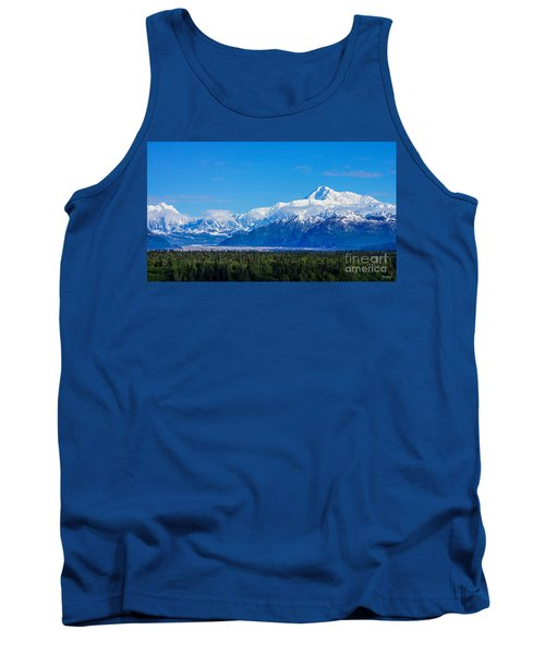 Majestic Mt Mckinley Tank Top
