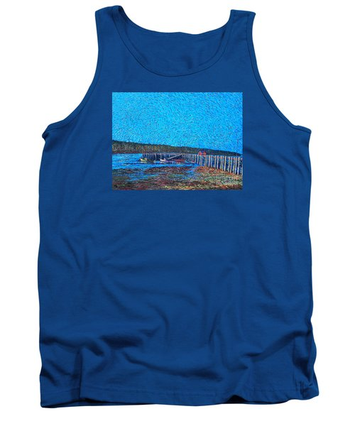 Market Wharf St. Andrews Nb Tank Top