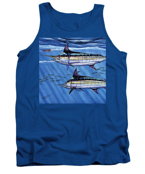 Marlins Twins Tank Top