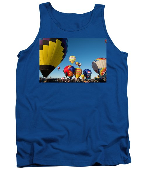 Mass Launch Tank Top