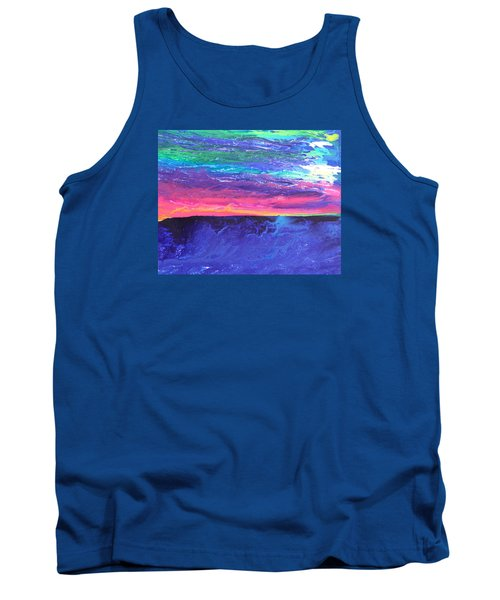 Maui Sunset Tank Top by Ralph White