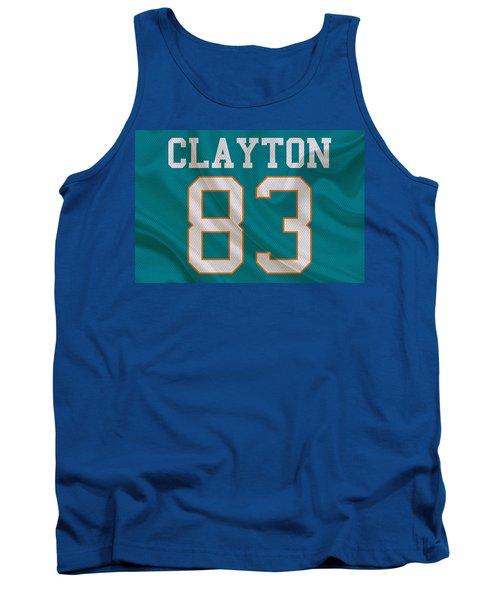 Miami Dolphins Mark Clayton Tank Top