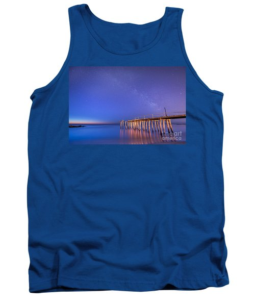 Milky Way Sunrise Tank Top