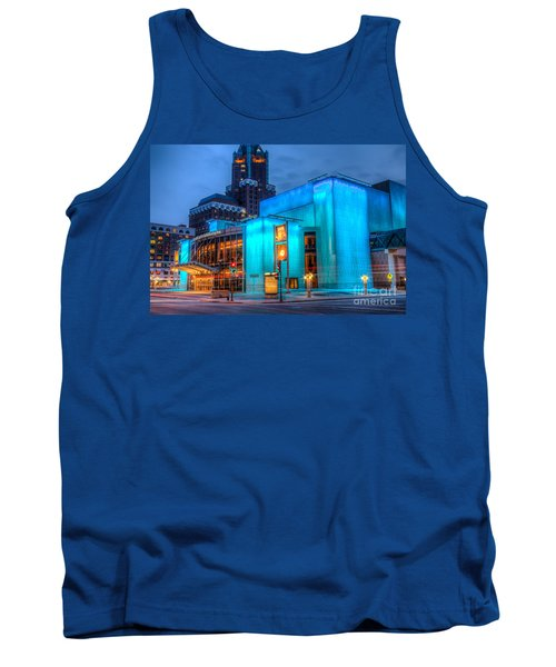 Milwaukee Pac Evening Glow Tank Top