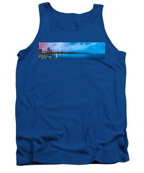 Milwaukee Skyline - Version 2 Tank Top