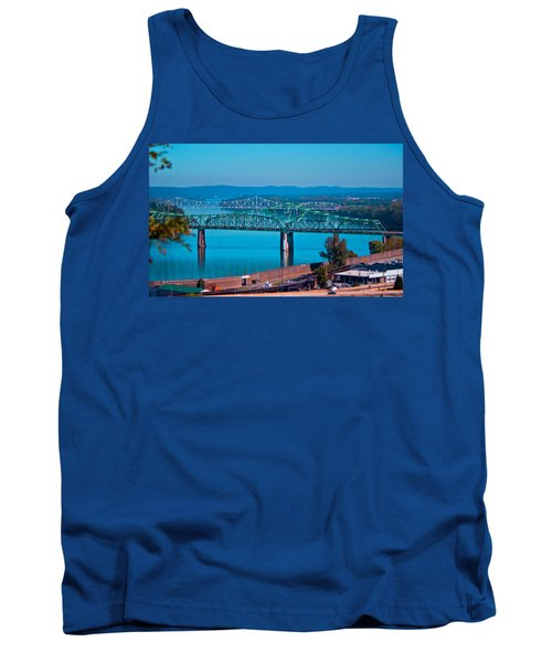 Miniature Bridge Tank Top by Jonny D