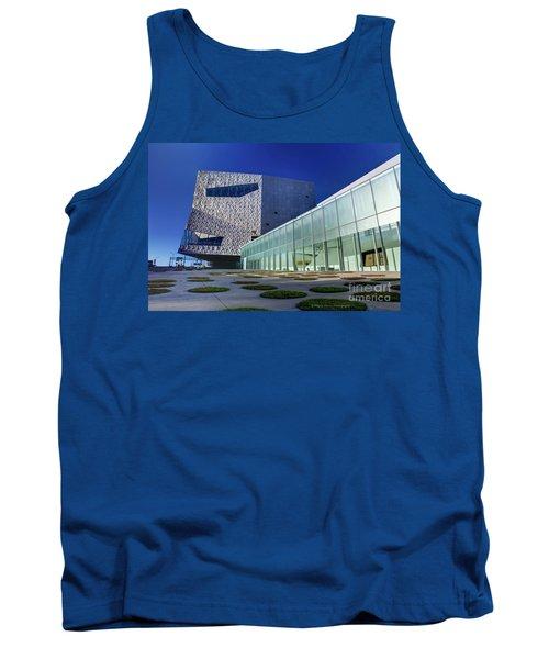 Minneapolis Skyline Photography Walker Art Museum Tank Top