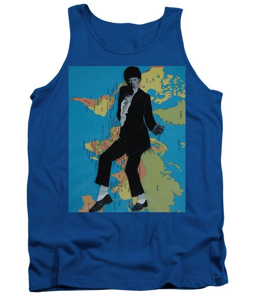 Mj Billie Jean Tank Top
