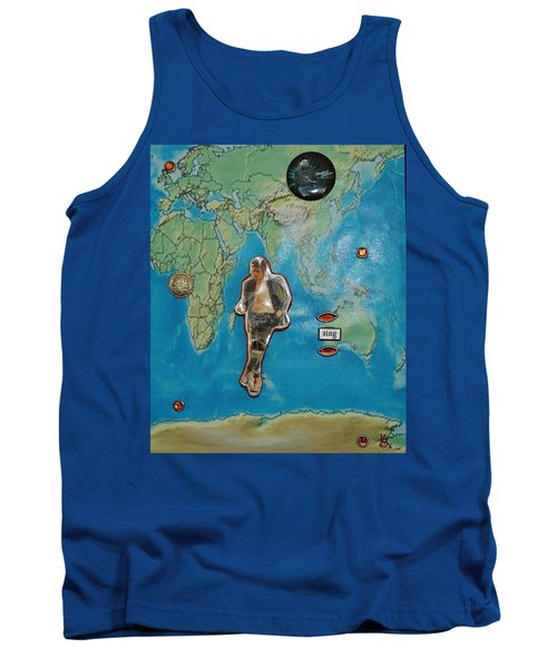 Mj Rock With You Tank Top