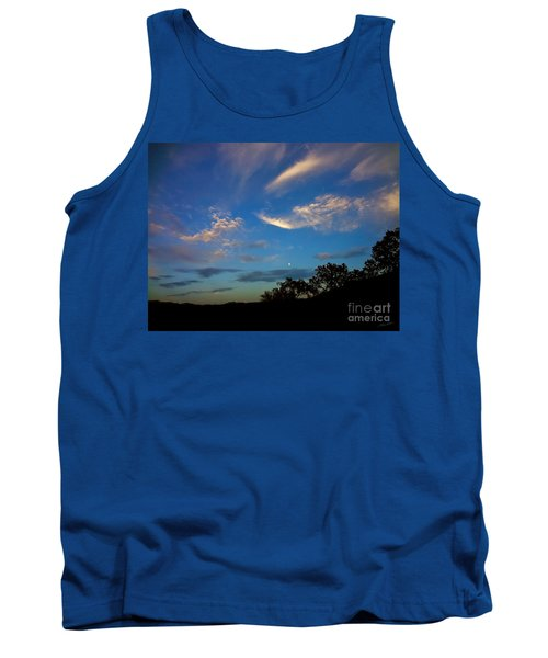 Moonrise Hill Tank Top by Gem S Visionary